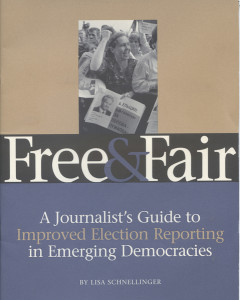 Free and Fair Cover