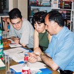 Armenia and Georgia voter education